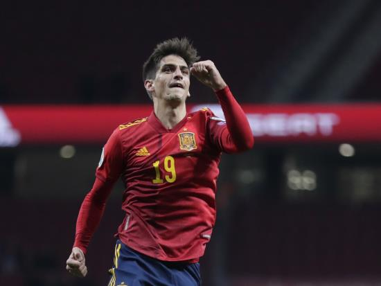 Gerard Moreno bags brace as Spain finish group campaign with easy win over Romania