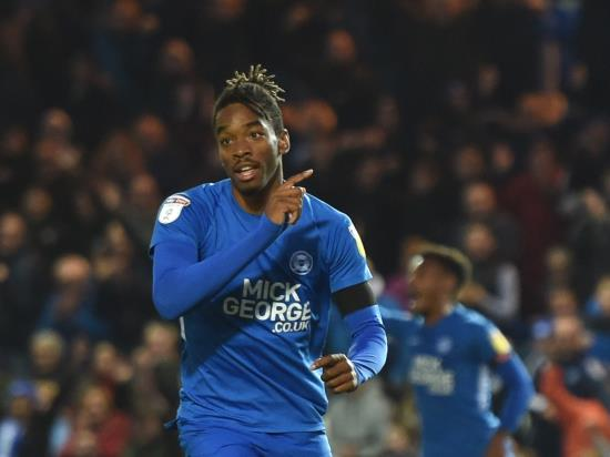 Toney likely to lead the line when Peterborough face Stevenage in FA Cup replay