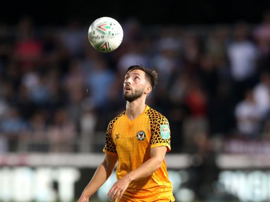 Suspended Sheehan missing for Newport