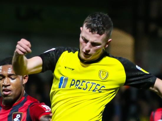 Burton winger Broadhead rated 50-50 for Southend visit