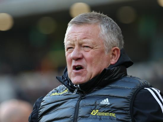 Sheffield United vs Newcastle - Wilder has fully-fit Sheffield United squad