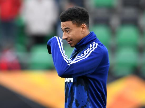 Man Utd vs AZ Alkmaar - Jesse Lingard a doubt for Man Utd's clash with AZ Alkmaar