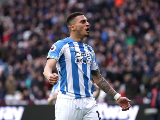 Karlan Grant secures point for Huddersfield
