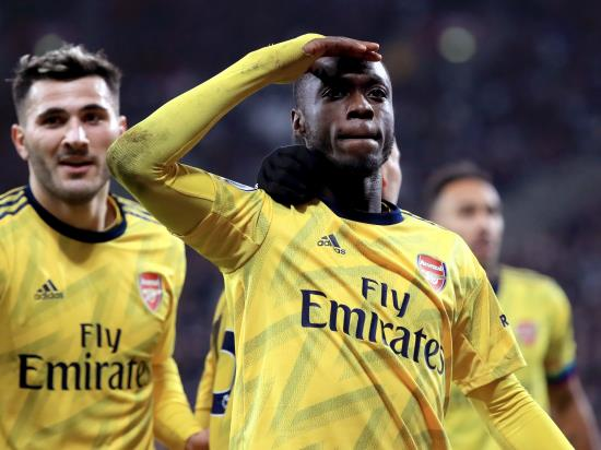 Arsenal vs Manchester City - Arsenal to check on Pepe ahead of Manchester City clash