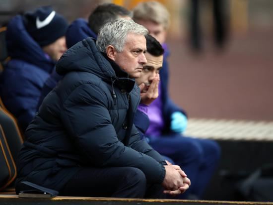 Spurs boss Jose Mourinho believes Wolves can challenge for top-four place