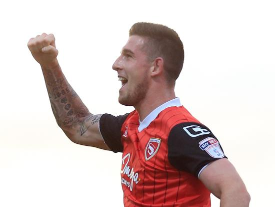 Morecambe come from behind to beat Newport