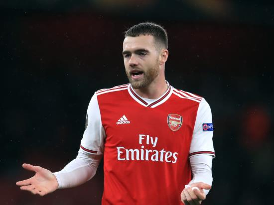 Arsenal vs Chelsea - Chambers back in Arsenal squad for Chelsea clash