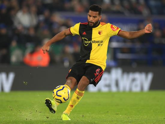 Watford vs Wolves - Adrian Mariappa to miss Watford's game against Wolves