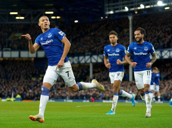 Richarlison winner begins healing process for Everton after fan backlash