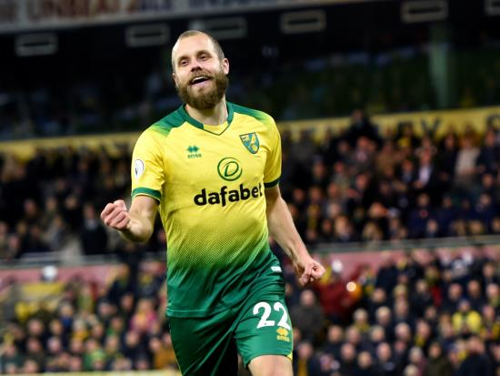 Pukki available for Norwich's match against Bournemouth