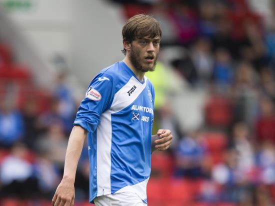 Broken arm rules Murray Davidson out for St Johnstone