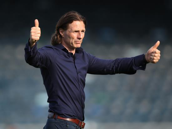 Gareth Ainsworth calls for more from Wycombe