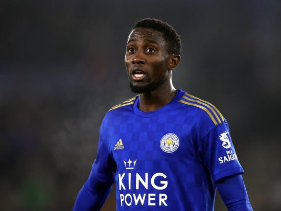Leicester vs Man City - Ndidi injury blow for Leicester ahead of City clash