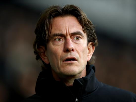 Mixed emotions for Frank after Brentford hit back to draw with Blackburn