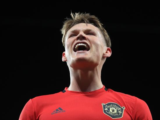 Manchester United vs Watford - United could welcome back Scott McTominay against Watford