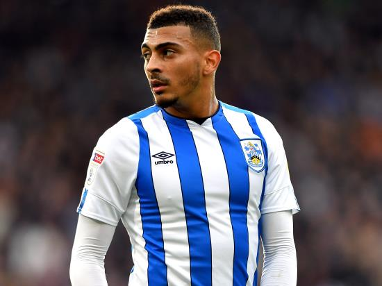 Karlan Grant brace helps Huddersfield to crucial win
