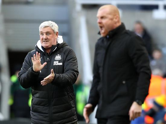 Newcastle boss Bruce sees improvements but goes back to the drawing board
