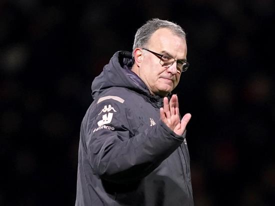 No new issues for Marcelo Bielsa ahead of Leeds' clash with Huddersfield