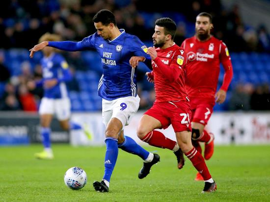 Neil Harris could reward Robert Glatzel with start for Cardiff against Charlton