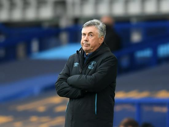 Carlo Ancelotti labels referee display 'not so good' as Southampton hold Everton