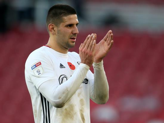 Aleksandar Mitrovic back in the mix for Fulham's clash with Cardiff