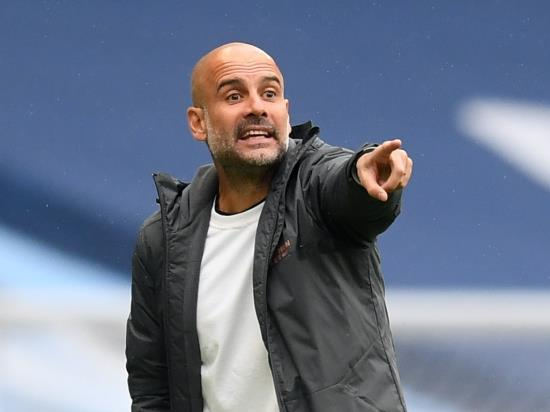 Pep Guardiola confident Manchester City will be in Champions League next season