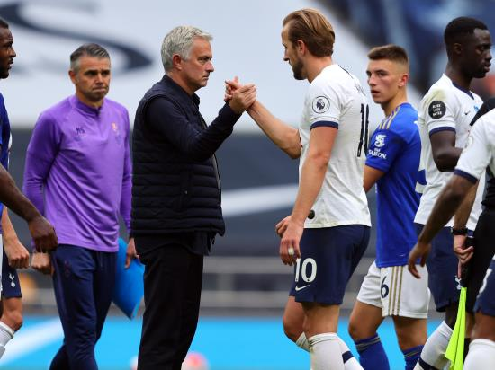 Homegrown Harry Kane is the 'special one' for Jose Mourinho's Tottenham
