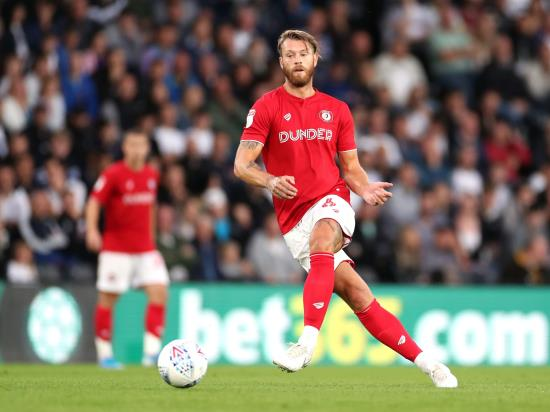 Bristol City leave it late on Nathan Baker and Filip Benkovic