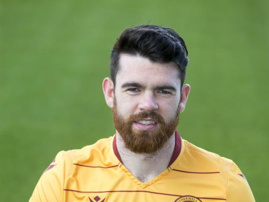 Motherwell hit by Liam Donnelly blow