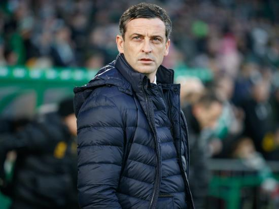 Jack Ross urges Hibs to build on flying start