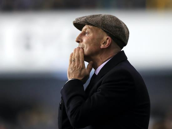Ian Holloway admits his Grimsby side looked like strangers against Walsall
