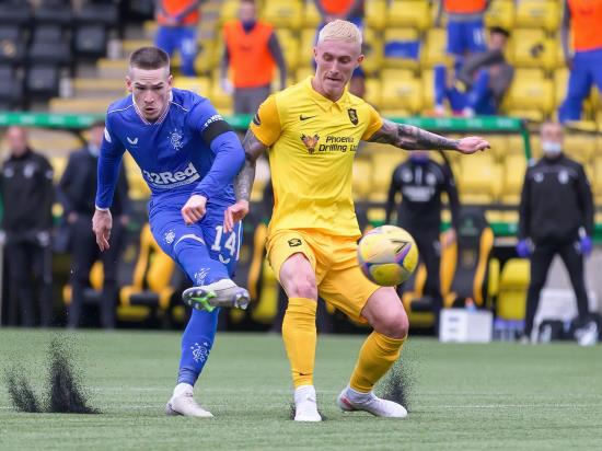 Livingston hope Craig Sibbald and Ciaron Brown can feature against St Johnstone