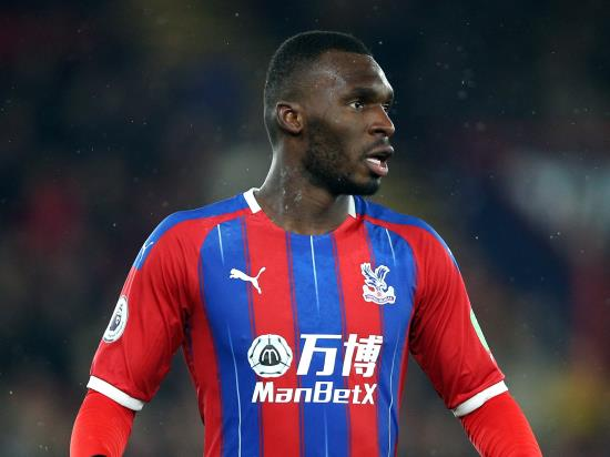 Christian Benteke in line for Crystal Palace comeback