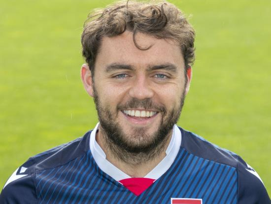 Ross County defender Connor Randall hoping to feature against Aberdeen