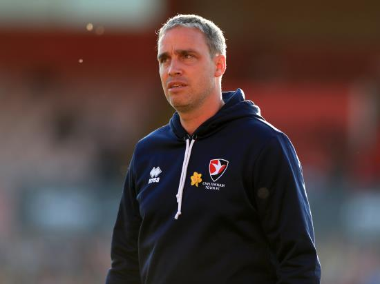 Michael Duff delighted with Cheltenham's away display at Southend