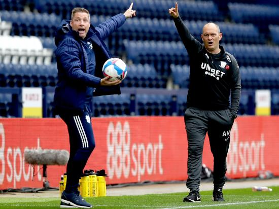 Neil Harris wants Cardiff to maintain clinical edge shown in victory at Preston