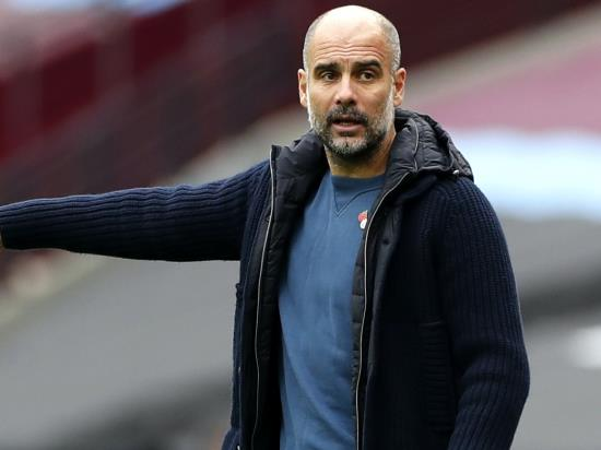 Pep Guardiola urges Manchester City to be sharper in front of goal