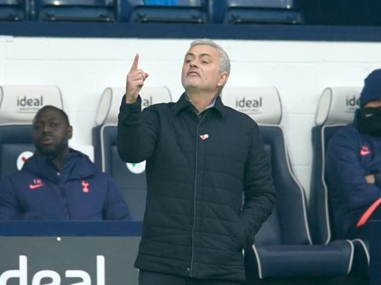 West Bromwich(WBA) 0 - 1 Tottenham Hotspur: Premier League still toughest title to win, insists Tottenham boss Jose Mourinho