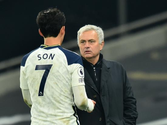 Jose Mourinho hails Son Heung-min and Harry Kane after star pair see off Arsenal