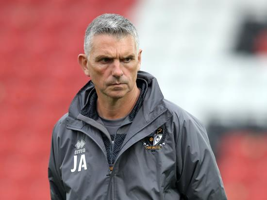 John Askey disappointed after Colchester hold Port Vale to a draw