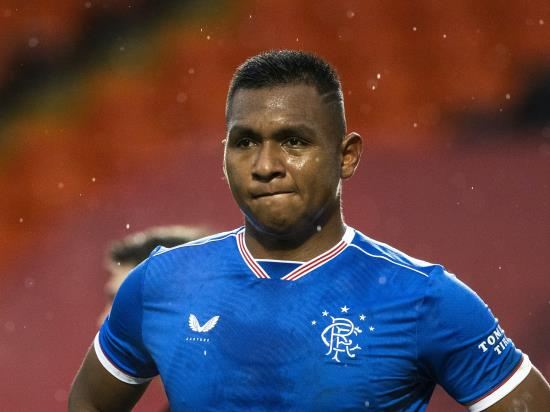 Steven Gerrard defends Alfredo Morelos over foul in Rangers' win at Tannadice