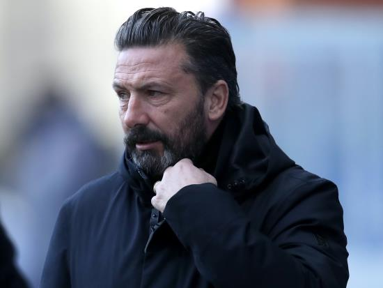 Derek McInnes staying grounded as Aberdeen move level on points with Celtic