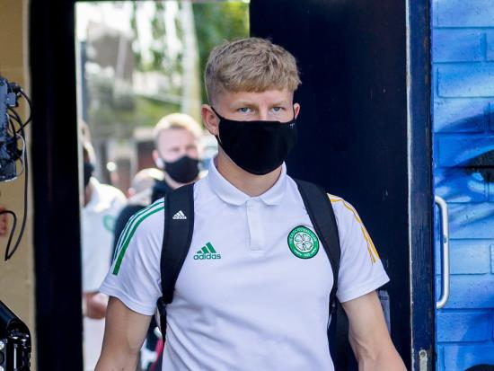 Scott Robertson in contention for Celtic's clash with Livingston