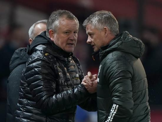 Ole Gunnar Solskjaer left frustrated by shock defeat to rock-bottom Blades