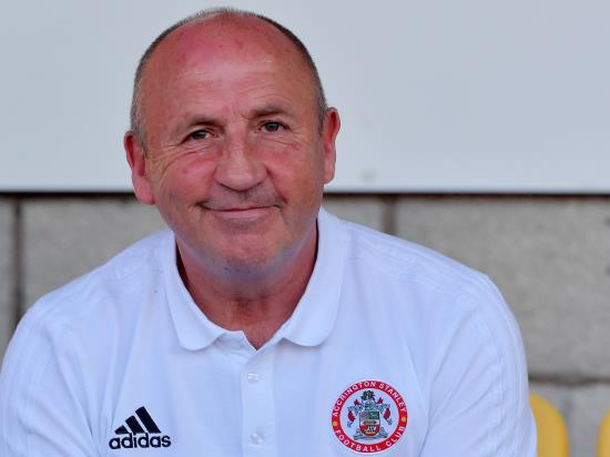Never say never – John Coleman believes Accrington are capable of promotion