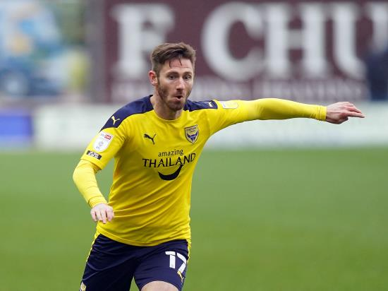 No new injury worries for Oxford ahead of Portsmouth clash