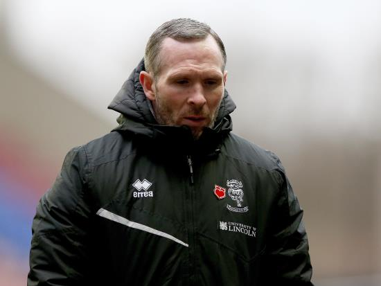 Michael Appleton blasts arrogant Lincoln players following draw with Swindon