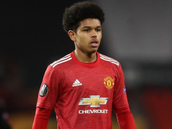 Shola Shoretire becomes youngest Man Utd player in Europe as they safely advance