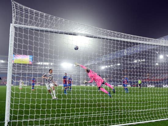 Crystal Palace 0 - 0 Manchester United: Manchester United fire blanks again in dour draw against Crystal Palace
