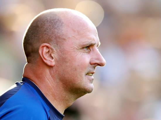 Paul Cook wants 'sanity' back at Ipswich after Gillingham defeat